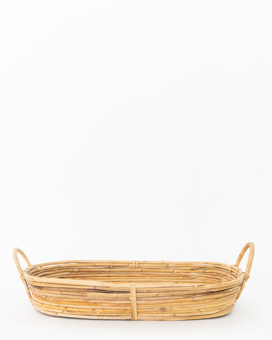 Rattan Catch-All Basket