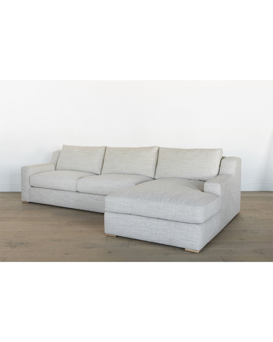 Remi Leather Sectional