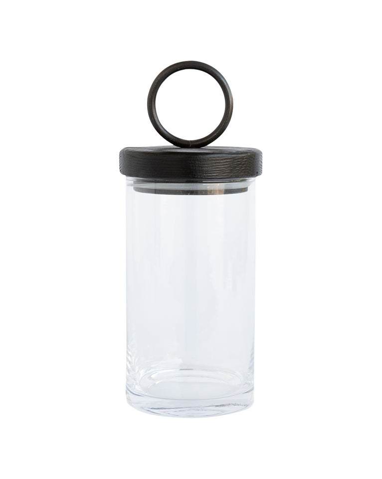 Ring Top Canister