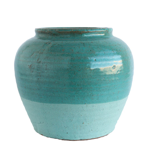Rivulet Vase in Teal
