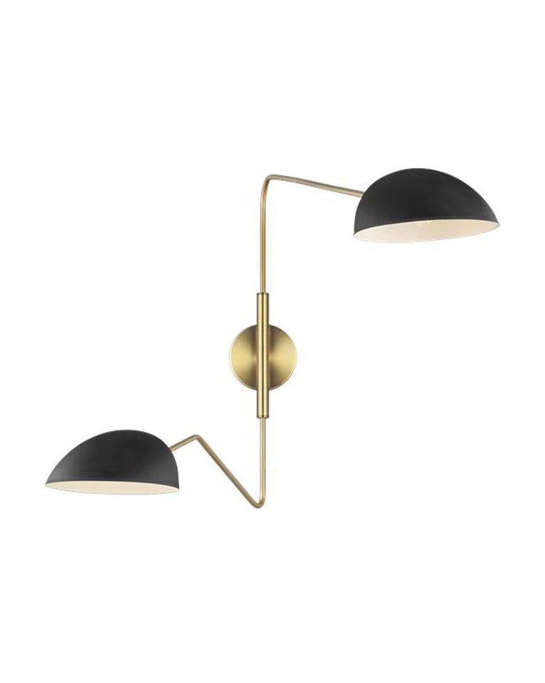 Bradburn Double Wall Sconce