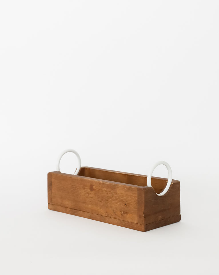 Rustic Storage Caddy