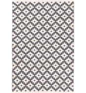 Samode Graphite Indoor / Outdoor Rug Swatch