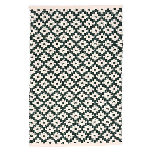 Samode in Pine Rug Swatch