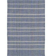 Samson Navy Indoor / Outdoor Rug Swatch