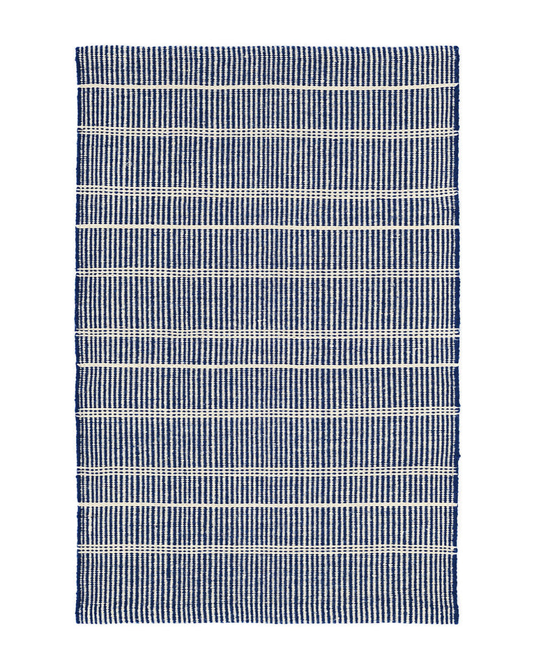 Samson Navy Indoor / Outdoor Rug