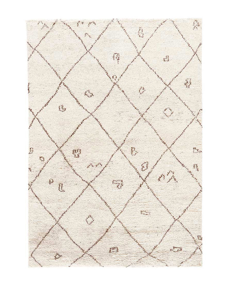 San Diego Hand-Knotted Wool Rug
