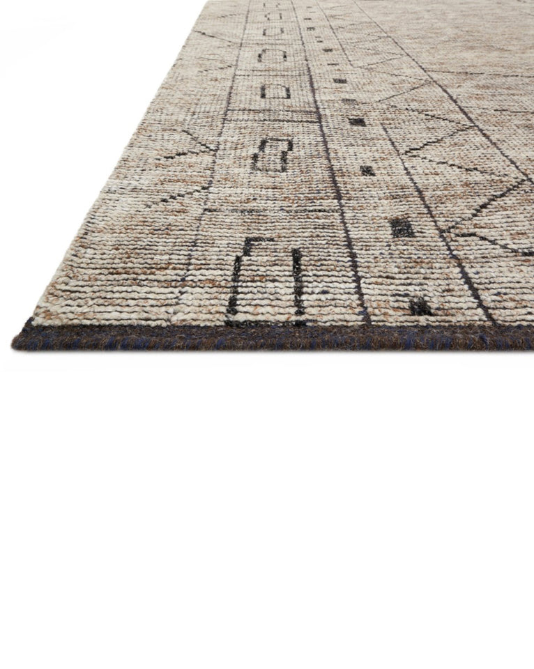 Santiago Hand-Knotted Rug