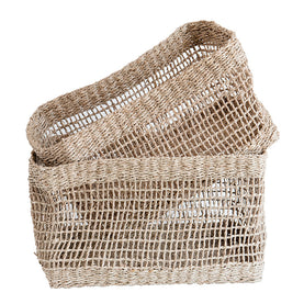 Seagrass Baskets (Set of 2)