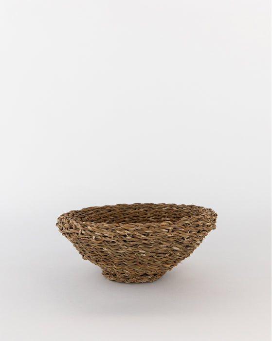 Shallow Seagrass Baskets