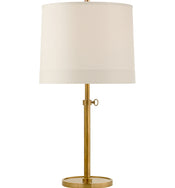 Simple Adjustable Table Lamp