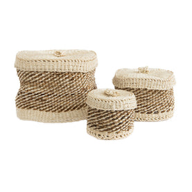 Sisal Nesting Basket Set