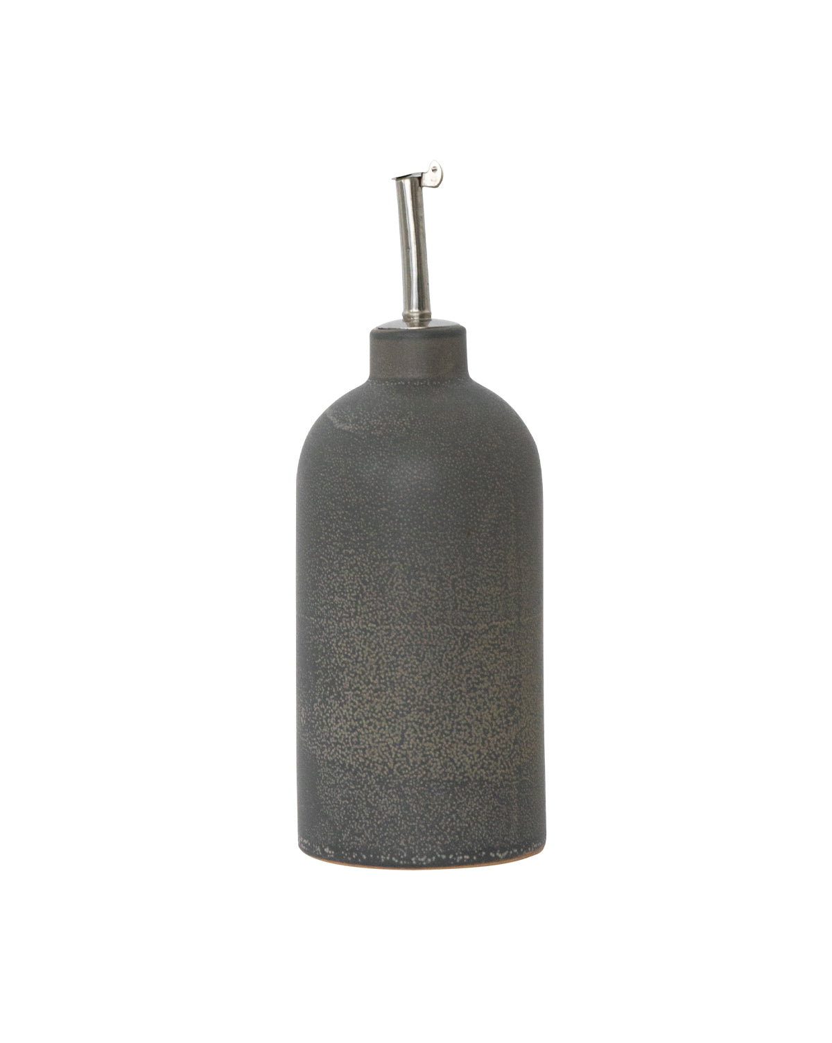 Speckled Stone Oil Bottle