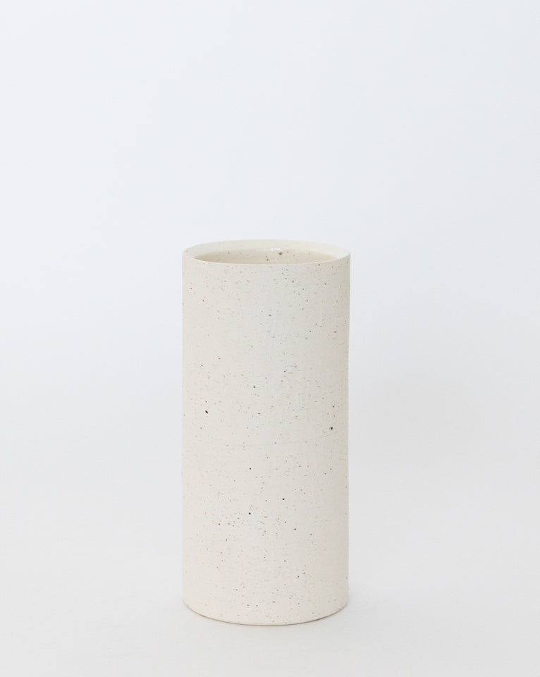 Speckled Tobago Vase