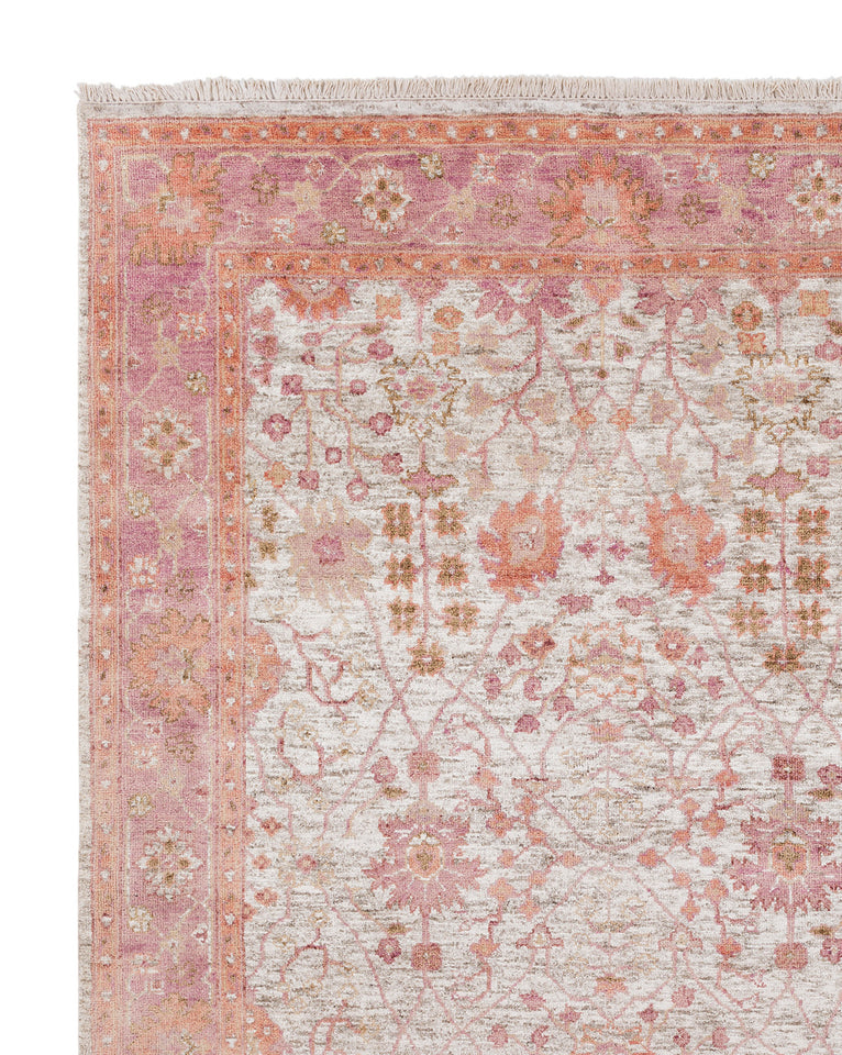 Springfield Hand-Knotted Rug Swatch