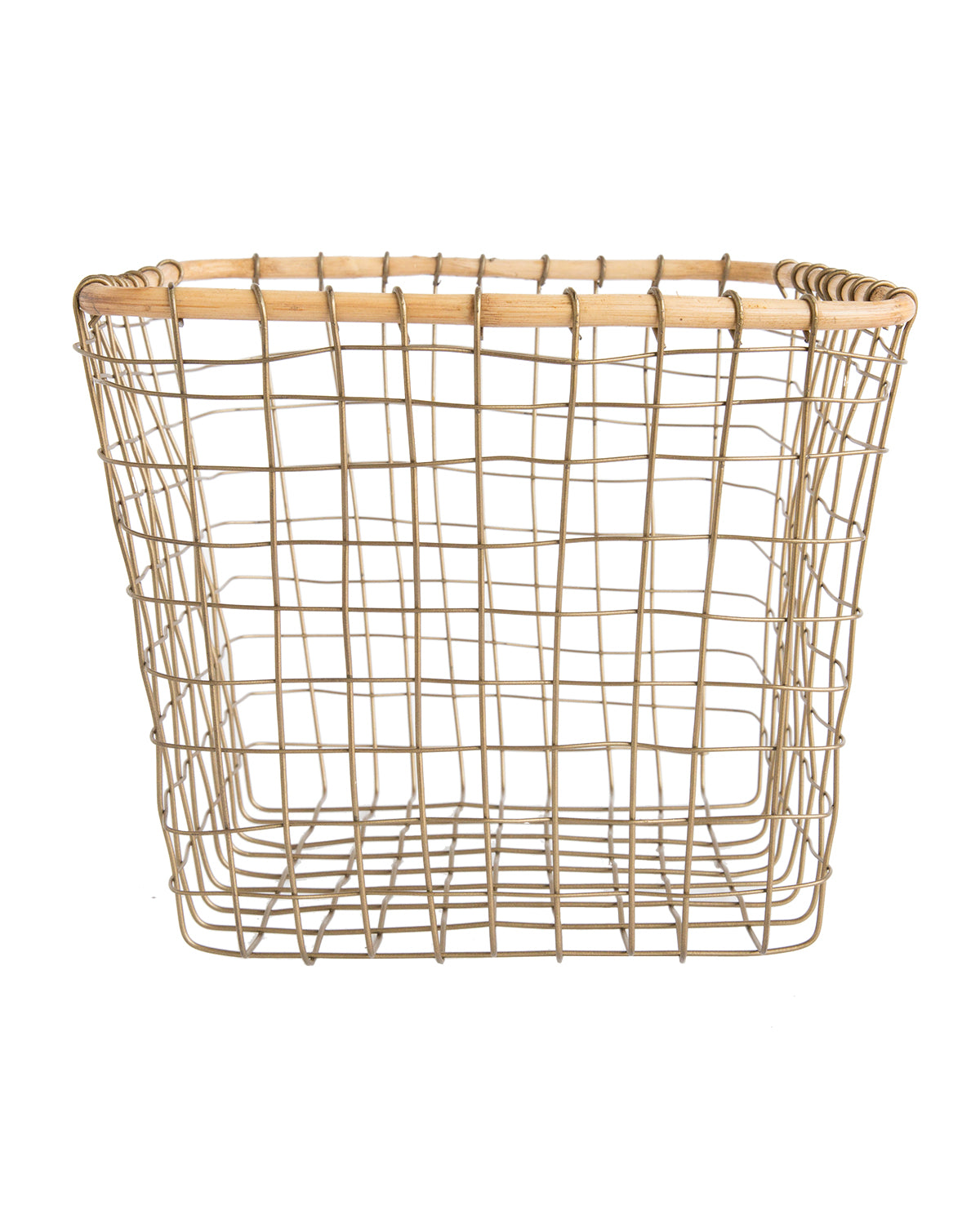 Square Wire Baskets (Set of 2) – McGee & Co.