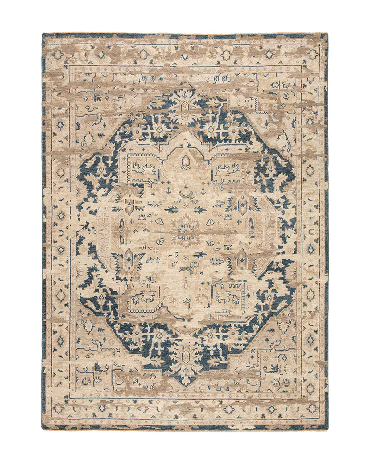 Strasbourg Hand-Knotted Rug