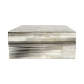 Square Stripe Box