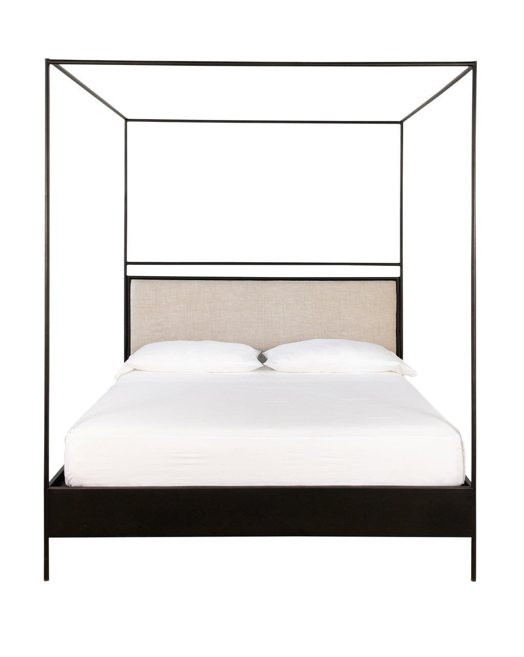Picture of: Sutherland Canopy Bed Mcgee Co