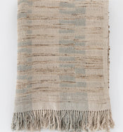 Theodora Block Stripe Throw