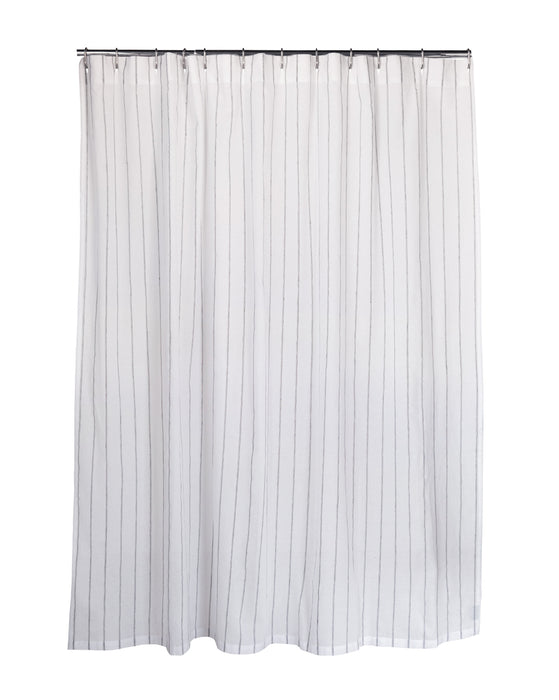 Tomar Striped Shower Curtain Mcgee Co