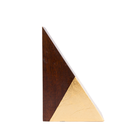 Gilded Triangle