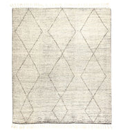 Tullu Hand-Knotted Rug Swatch