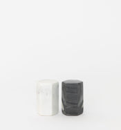 Two Toned Salt & Pepper Set
