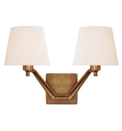Union Double Arm Sconce