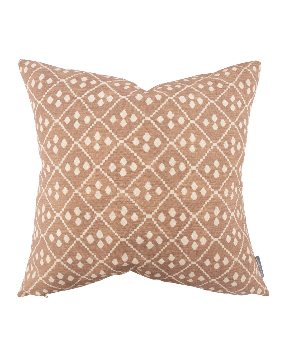 Warwick Diamond Pillow Cover