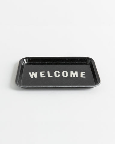 Welcome Mini Tray