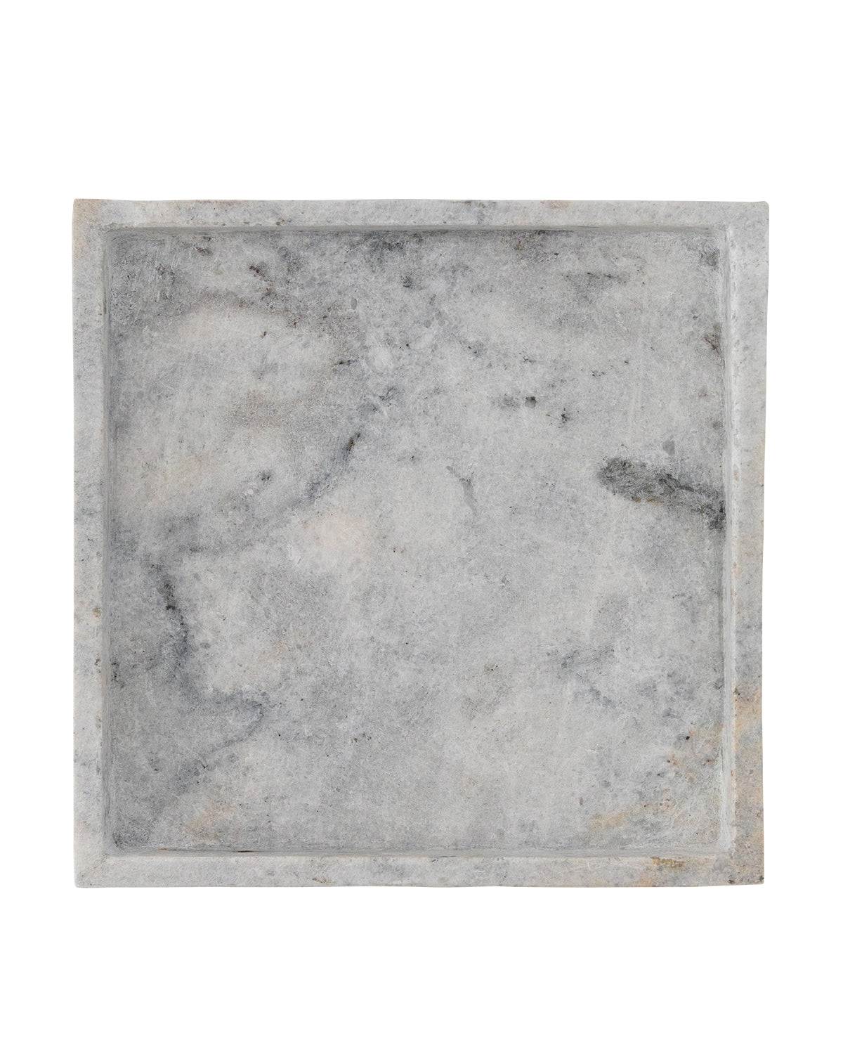 White Marble Catch-All Tray