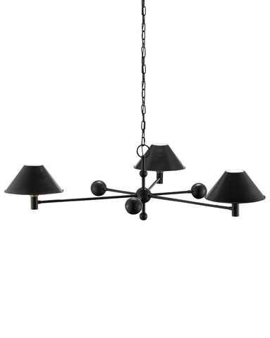 Winecoff Chandelier