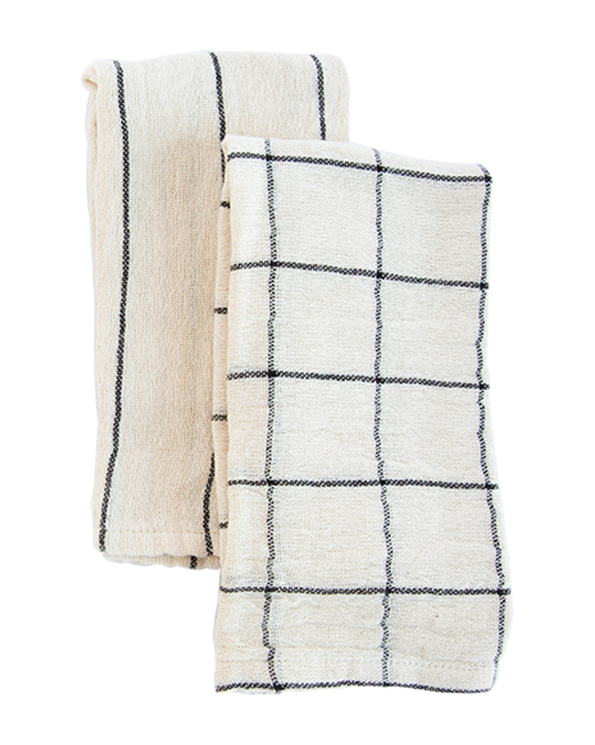 Woven Cotton Napkins (Set of 4)