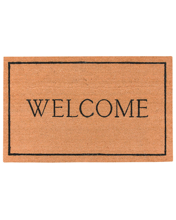 XL Welcome Doormat