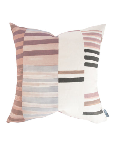 Zoey Patchwork Stripe