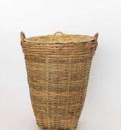 Zola Lidded Basket