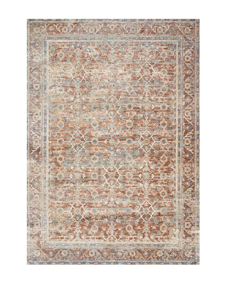 Zurich Patterned Rug