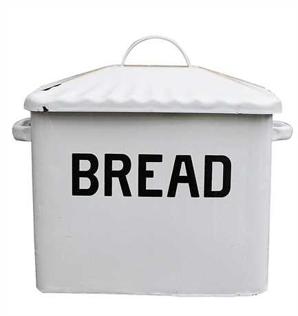Urban Farmhouse Bread Container