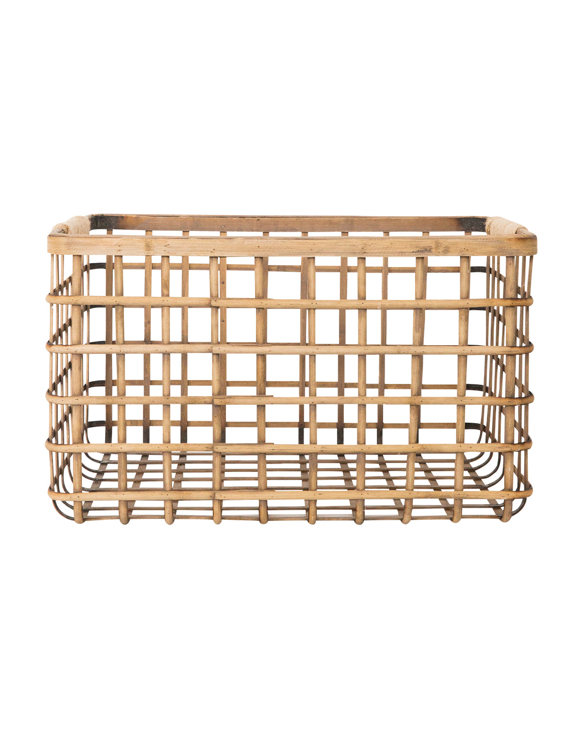Bamboo River Basket