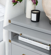 Kelan 2-Drawer Nightstand