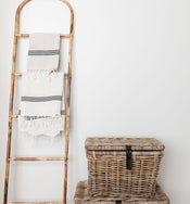 Rattan Trunk Basket
