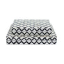 Black and White Patterned Boxes (Set of 2)