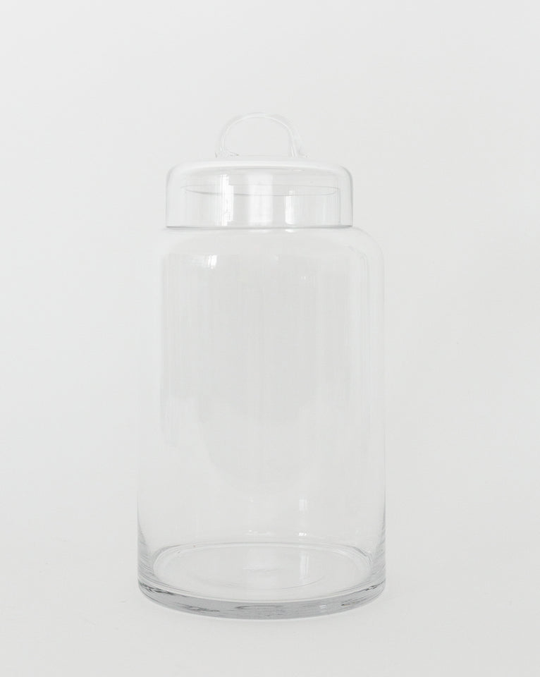 Classic Glass Canister