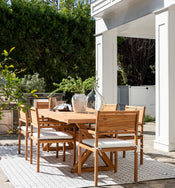 Roden Outdoor Dining Table