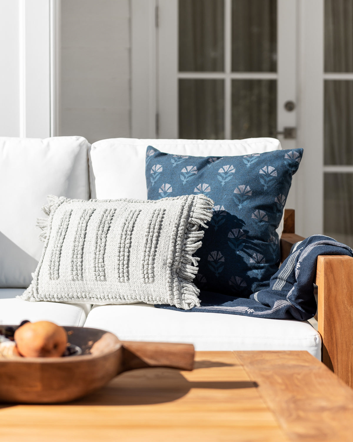 Emmalyn Indoor / Outdoor Pillow