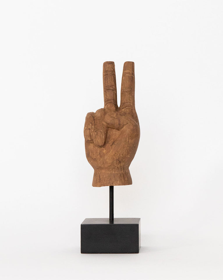 Displayed Peace Object