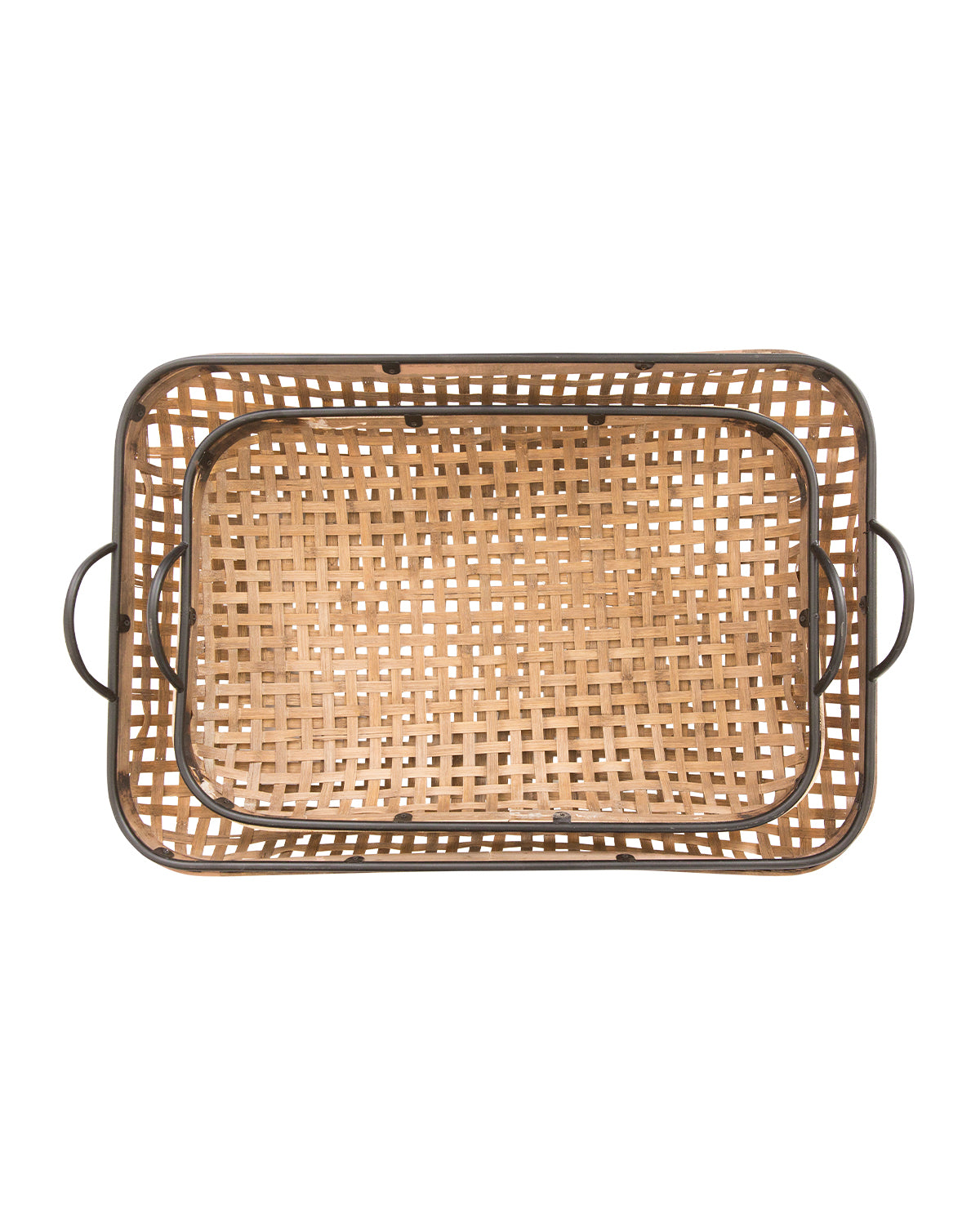 Rosemere Woven Trays