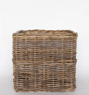 Square Rattan Basket