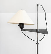 Hargett Bridge Arm Floor Lamp